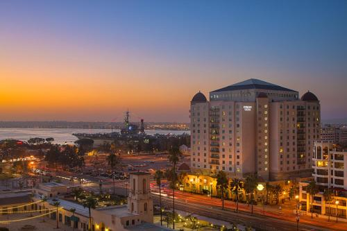 Embassy Suites San Diego Bay Downtown