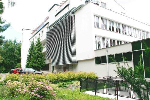 Hotel Ameliówka front view