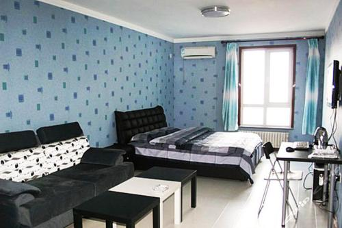 Отель Shenyang Wowo Love-Themed Apartment 0 звёзд Китай