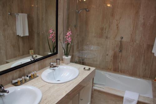 Habitación Doble - 2 camas - Uso individual Villa VIK - Hotel Boutique 5