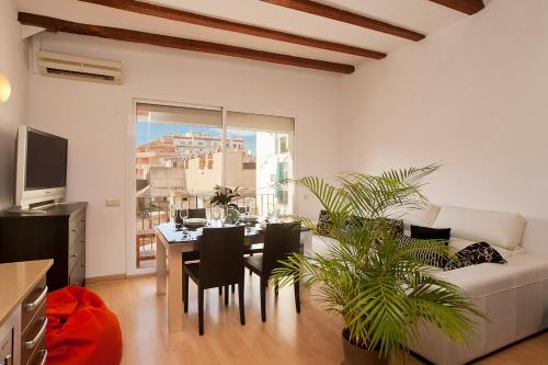 BCN Plaza EspaГ±a 1 Apartments