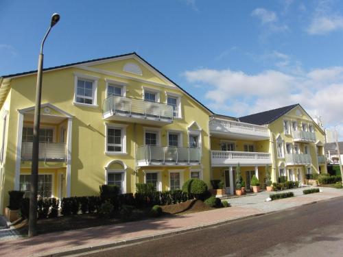 Отель Hotel Arkona Strandresidenzen 4 звезды Германия