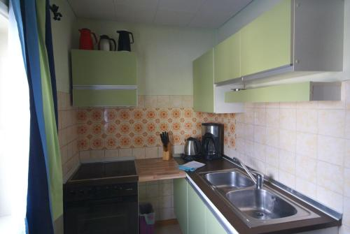 Apartmán typu Standard se 3 ložnicemi  (Standard Three-Bedroom Apartment)