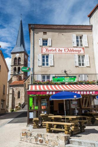Отель Hotel De L'Abbaye 2 звезды Франция