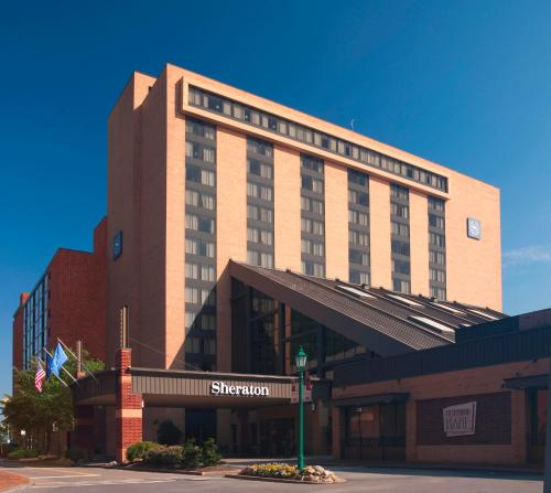 Sheraton Pittsburgh Hotel at Station Square - Promo Code Details