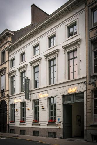 Foto's van Charme Hotel Parkhotelin Gent