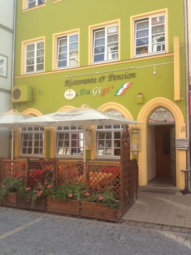 Отель Pension Da Gigi 0 звёзд Германия