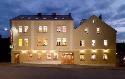 Отель Hotel Kocanda 3 звезды Чешская Республика