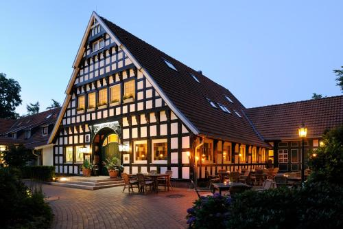 Отель VILA VITA Burghotel Dinklage 4 звезды Германия