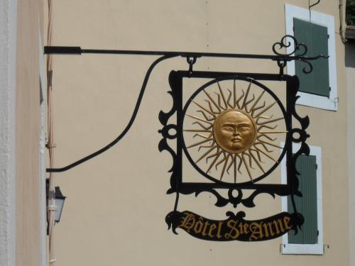 Hotel Sainte Anne - Apt