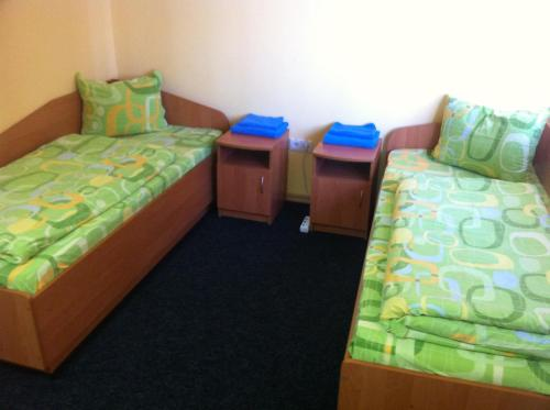 Легло в oбща спалня с 3 легла (Bed in 3-Bed Dormitory Room)
