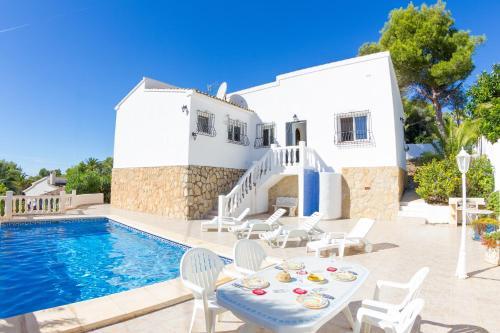Отель Abahana Villa Casa Blake 0 звёзд Испания