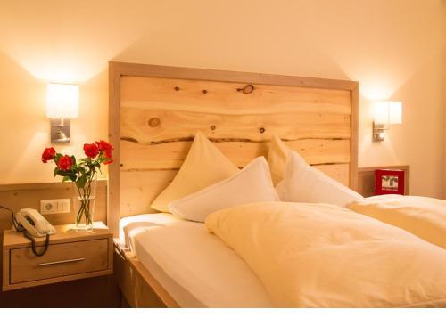 Gästehaus Schusser - Großes Apartment mit 1 Schlafzimmer