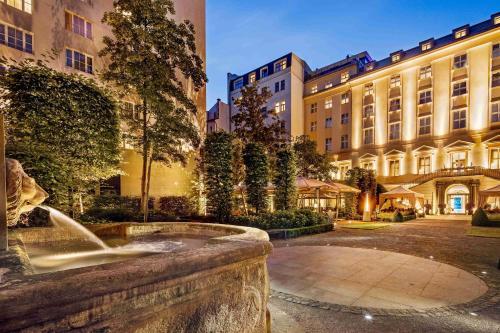 Kempinski Hotel Hybernská Prague