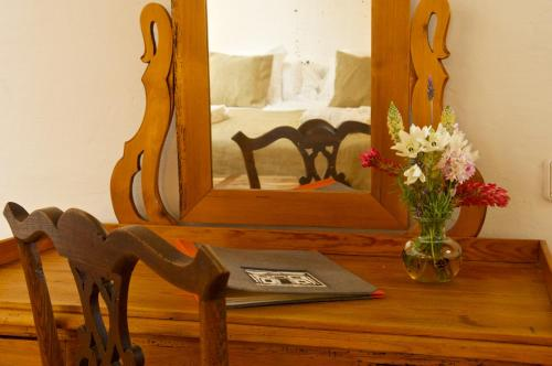 Double or Twin Room Alcaufar Vell Hotel Rural & Restaurant 5