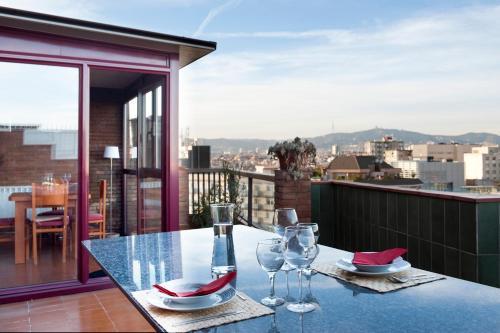 Barcelona Amazing Penthouse