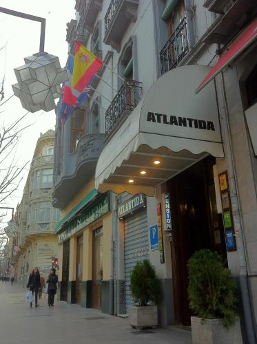 Hostal Atlantida Granada