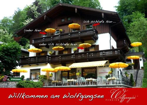 Pension Wolfgangsee