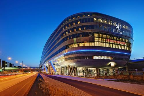 Hilton Frankfurt Airport photo 1