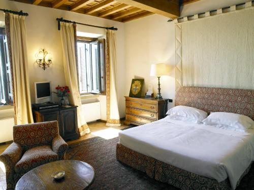 Superior-dobbeltværelse med havudsigt (Superior Double Room with Sea View)