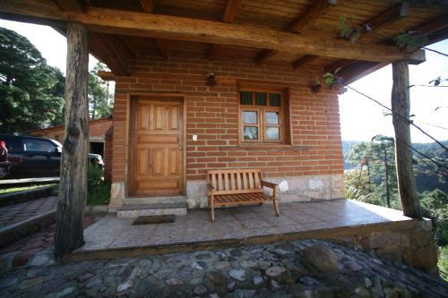 Centro Ecoturístico Cabañas Nevería