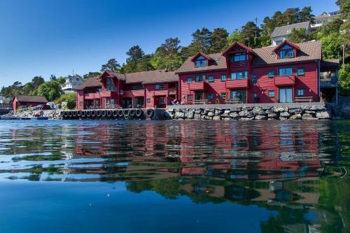 HotelFlorø Rorbu