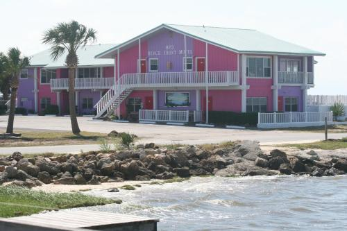 Beach Front Motel Cedar Key