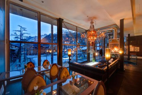 Backstage Boutique SPA Hotel, Zermatt