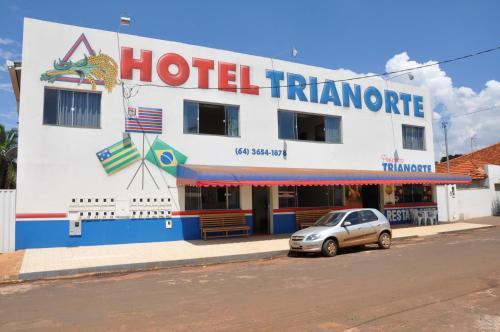Hotel Trianorte front view