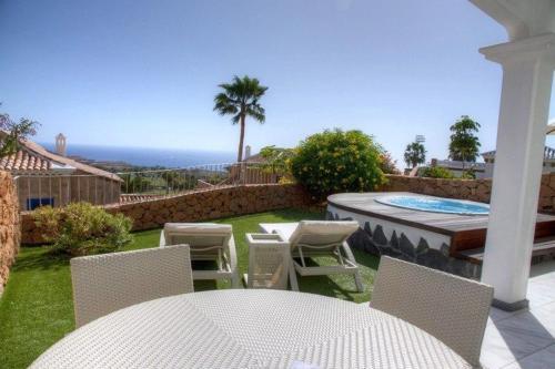 Villa MarГa Tipo 2 bedrooms & Jacuzzi