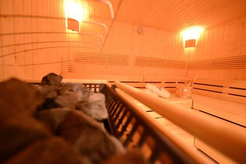 Holiday Home with Sauna (12 Adults)