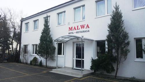 Motel Malwa front view