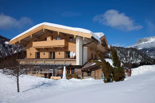 Alpengasthof Oberweissbach - Standard Apartment mit 2 Schlafzimmern