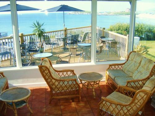 Surfside Hotel - Fistral Beach (B&B)
