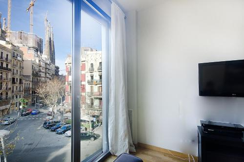 Tourist Apartment Sagrada Familia