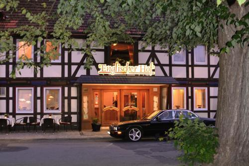 Отель WM-Hotel Englischer Hof 4 звезды Германия