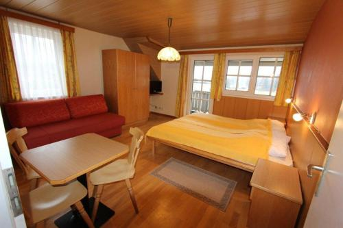 Large Three-Bedroom Apartment with Balcony - A9