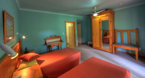 Trade Winds Country Cottages, Бернт-Пайн