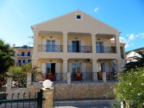 Отель Irene Studios Kefalonia 0 звёзд Греция