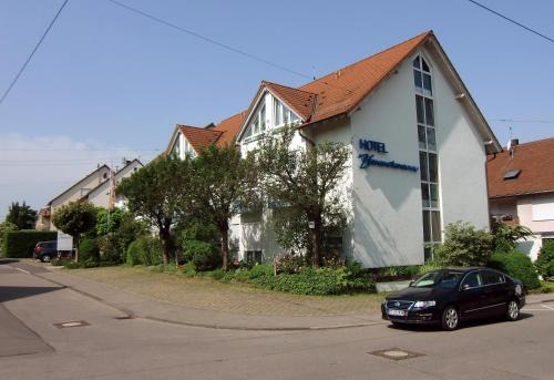 Отель Hotel Zimmermann 3 звезды Германия