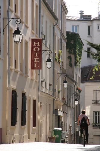 Hôtel du Roussillon