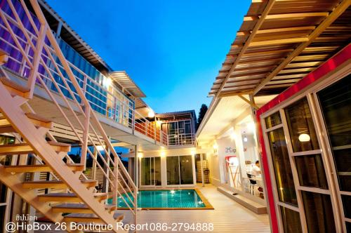 Hip Box 26 Boutique Resort Suratthani