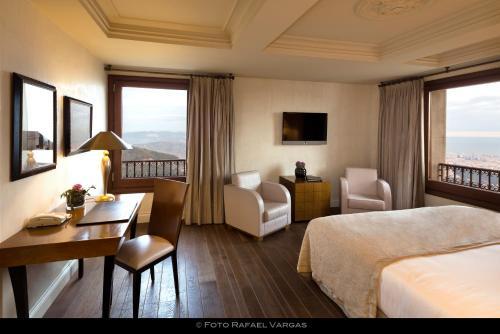 Habitación Doble Deluxe con vistas a la ciudad - 1 o 2 camas Gran Hotel La Florida 3