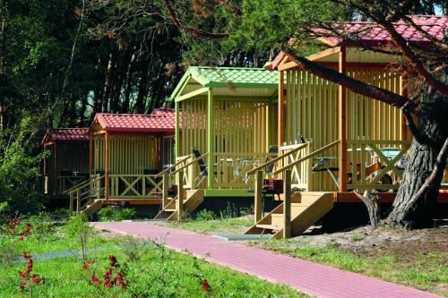 Camping- und Ferienpark am Plauer See front view