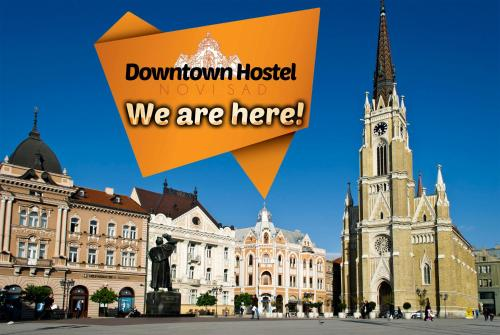 Picture of Downtown Hostel Novi Sad