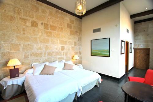 Habitación Doble Deluxe - 1 o 2 camas - Uso individual Posada Real Castillo del Buen Amor 4
