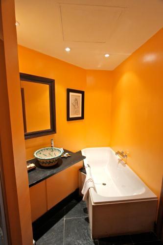 Habitación Doble Deluxe - 1 o 2 camas - Uso individual Posada Real Castillo del Buen Amor 5