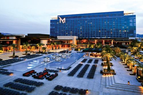 M Resort Spa & Casino front view