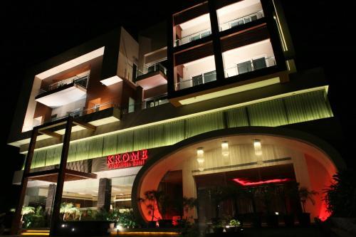 Krome - A - Boutique Hotel