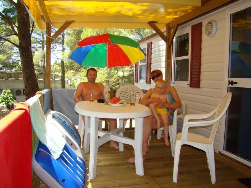Mobile Homes Adria Riva - Camp Baško Polje